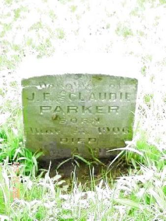 PARKER, DAUGHTER - Pottawattamie County, Iowa | DAUGHTER PARKER
