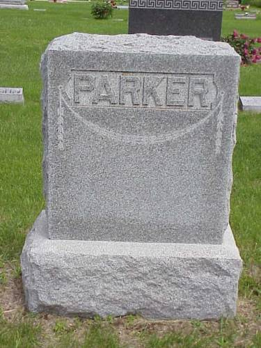 PARKER, MORRIS & MARY B. - Pottawattamie County, Iowa | MORRIS & MARY B. PARKER