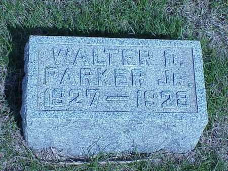 PARKER, WALTER D., JR. - Pottawattamie County, Iowa | WALTER D., JR. PARKER