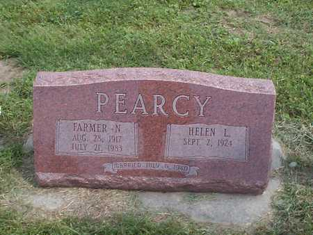 PEARCY, FARMER N. - Pottawattamie County, Iowa | FARMER N. PEARCY