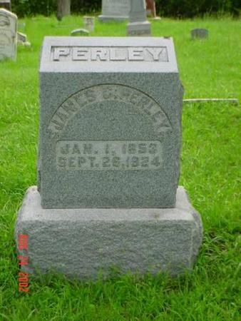 PERLEY, JAMES C. - Pottawattamie County, Iowa | JAMES C. PERLEY