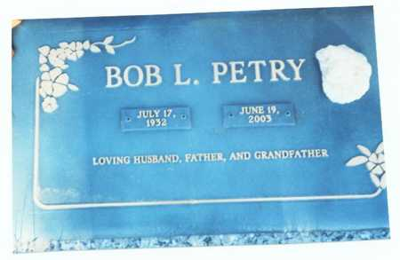 PETRY, BOB L. - Pottawattamie County, Iowa | BOB L. PETRY