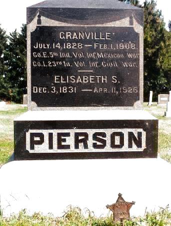 FRAY PIERSON, ELISABETH - Pottawattamie County, Iowa | ELISABETH FRAY PIERSON