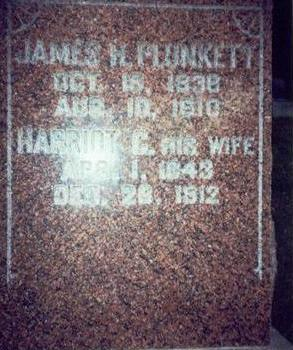 PLUNKETT, JAMES H. - Pottawattamie County, Iowa | JAMES H. PLUNKETT