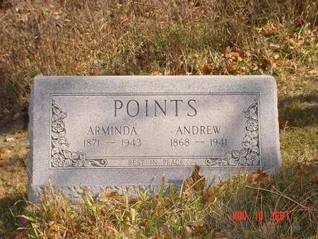 POINTS, ARMINDA & ANDREW - Pottawattamie County, Iowa | ARMINDA & ANDREW POINTS