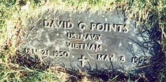 POINTS, DAVID GENE - Pottawattamie County, Iowa | DAVID GENE POINTS