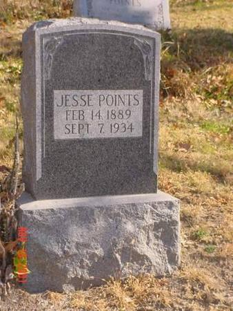 POINTS, JESSE - Pottawattamie County, Iowa | JESSE POINTS