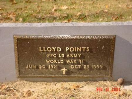 POINTS, LLOYD - Pottawattamie County, Iowa | LLOYD POINTS
