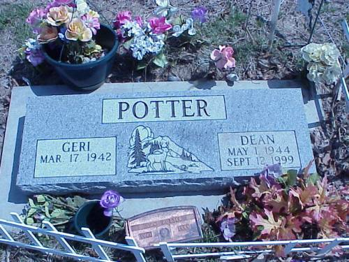POTTER, GERI & DEAN - Pottawattamie County, Iowa | GERI & DEAN POTTER