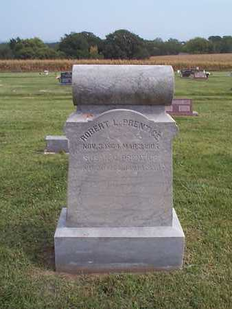 PRENTICE, ROBERT LINCOLN - Pottawattamie County, Iowa | ROBERT LINCOLN PRENTICE