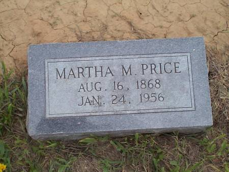 PRICE, MARTHA M. - Pottawattamie County, Iowa | MARTHA M. PRICE