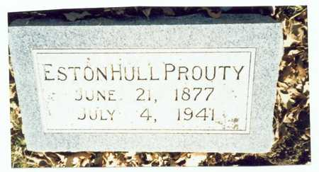 PROUTY, ESTON HULL - Pottawattamie County, Iowa | ESTON HULL PROUTY