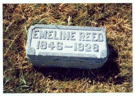 REED, EMELINE - Pottawattamie County, Iowa | EMELINE REED