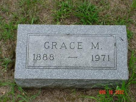 REED, GRACE M. - Pottawattamie County, Iowa | GRACE M. REED