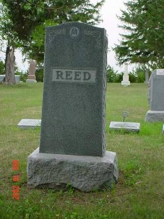 REED, GRACE M. & MELVIN L. - Pottawattamie County, Iowa   GRACE M. & MELVIN L. REED
