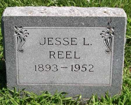 REEL, JESSE L. - Pottawattamie County, Iowa | JESSE L. REEL