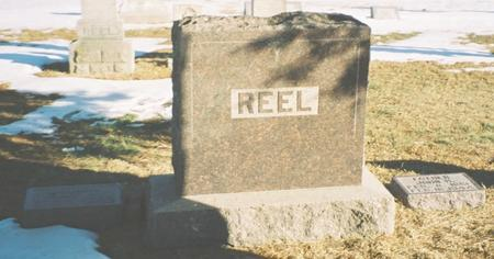 REEL, JOHN H - Pottawattamie County, Iowa | JOHN H REEL