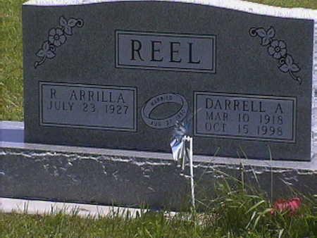 REEL, DARRELL . A - Pottawattamie County, Iowa | DARRELL . A REEL