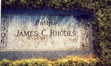 RHODES, JAMES C. - Pottawattamie County, Iowa | JAMES C. RHODES