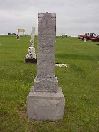 RING, MARY JANE - Pottawattamie County, Iowa   MARY JANE RING