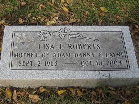 ROBERTS, LISA L. - Pottawattamie County, Iowa | LISA L. ROBERTS