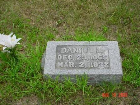 RUSH, DANIEL L. - Pottawattamie County, Iowa | DANIEL L. RUSH