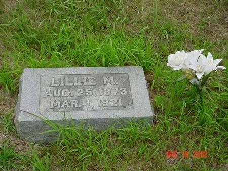 RUSH, LILLIE MAY - Pottawattamie County, Iowa | LILLIE MAY RUSH