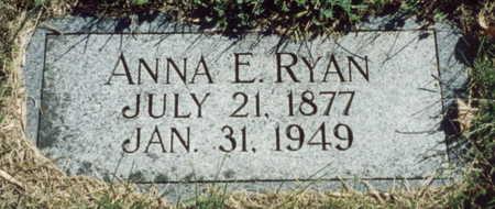 RYAN, ANNA - Pottawattamie County, Iowa   ANNA RYAN