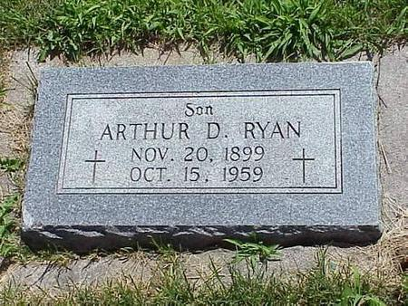 RYAN, ARTHUR D. - Pottawattamie County, Iowa | ARTHUR D. RYAN