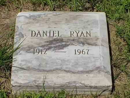 RYAN, DANIEL - Pottawattamie County, Iowa   DANIEL RYAN
