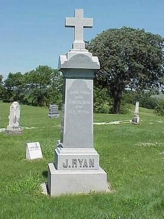 RYAN, HEADSTONE - Pottawattamie County, Iowa | HEADSTONE RYAN
