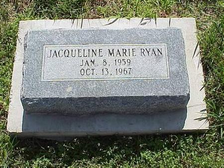 RYAN, JACQUELINE MARIE - Pottawattamie County, Iowa | JACQUELINE MARIE RYAN