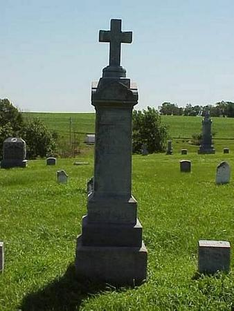 RYAN, LAWRENCE [HEADSTONE] - Pottawattamie County, Iowa | LAWRENCE [HEADSTONE] RYAN