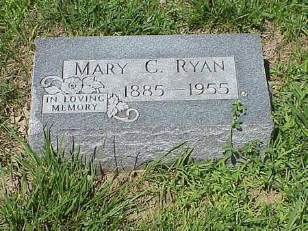 RYAN, MARY C. - Pottawattamie County, Iowa | MARY C. RYAN