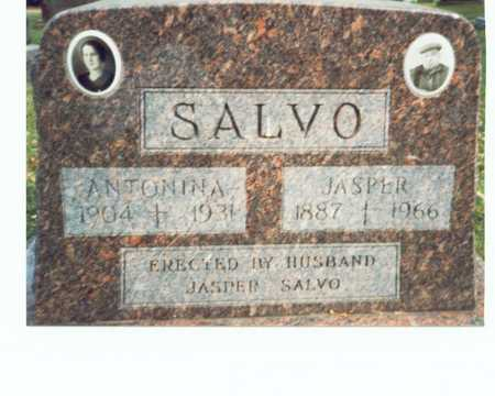 SALVO, JASPER - Pottawattamie County, Iowa | JASPER SALVO