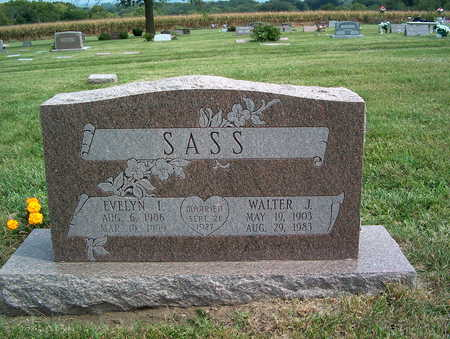SASS, EVELYN T. - Pottawattamie County, Iowa | EVELYN T. SASS