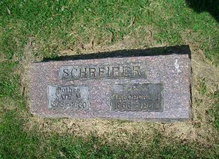 SCHREIBER, THEODORE J - Pottawattamie County, Iowa | THEODORE J SCHREIBER