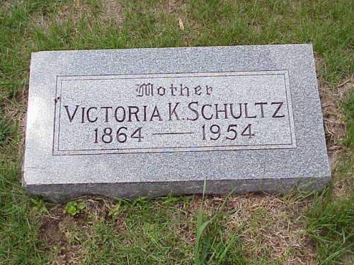 SCHULTZ, VICTORIA K. - Pottawattamie County, Iowa | VICTORIA K. SCHULTZ
