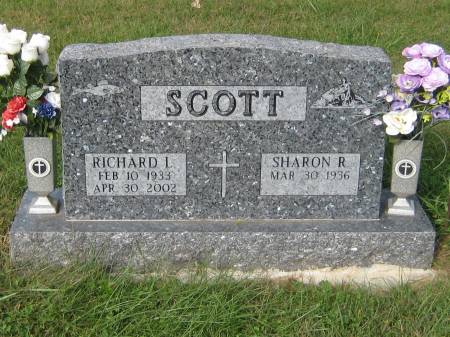 SCOTT, RICHARD L. - Pottawattamie County, Iowa | RICHARD L. SCOTT