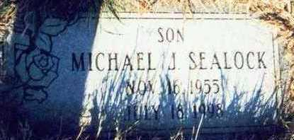 SEALOCK, MICHAEL JOHN - Pottawattamie County, Iowa | MICHAEL JOHN SEALOCK