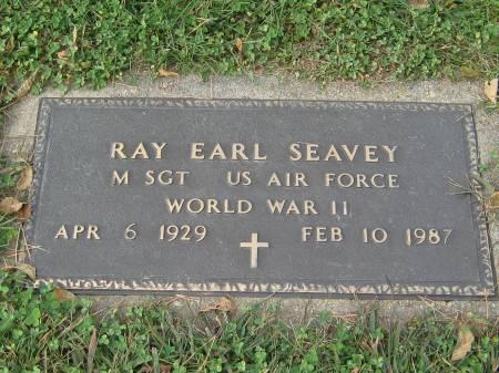 SEAVERY, RAY EARL - Pottawattamie County, Iowa | RAY EARL SEAVERY