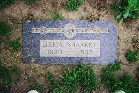 SHARKEY, DELIA - Pottawattamie County, Iowa | DELIA SHARKEY