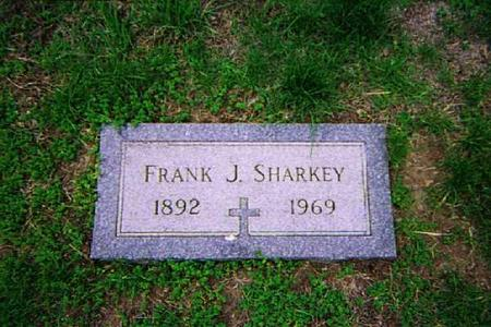SHARKEY, FRANCIS - Pottawattamie County, Iowa | FRANCIS SHARKEY