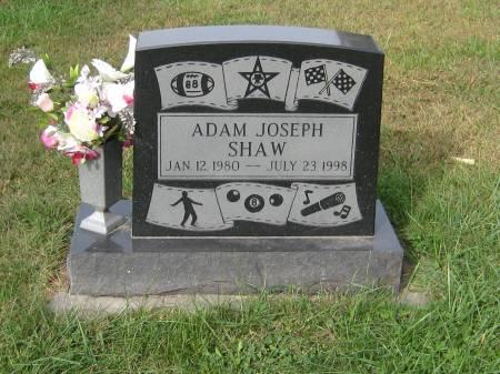 SHAW, ADAM JOSEPH - Pottawattamie County, Iowa | ADAM JOSEPH SHAW