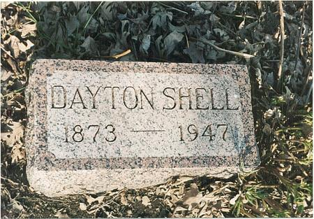SHELL, DAYTON - Pottawattamie County, Iowa | DAYTON SHELL