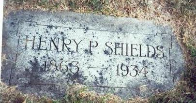 SHIELDS, HENRY P. - Pottawattamie County, Iowa | HENRY P. SHIELDS