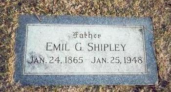 SHIPLEY, EMIL G. - Pottawattamie County, Iowa | EMIL G. SHIPLEY
