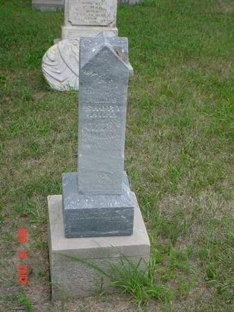 SHORT, BESSIE J. - Pottawattamie County, Iowa | BESSIE J. SHORT