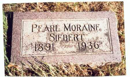 SIEBERT, PEARL - Pottawattamie County, Iowa | PEARL SIEBERT
