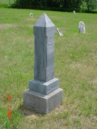 SIEFFORD, LUCY A. & JOHN - Pottawattamie County, Iowa | LUCY A. & JOHN SIEFFORD